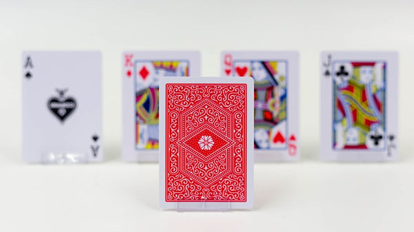Copag 310 Playing Cards Red Edition Made in Europe