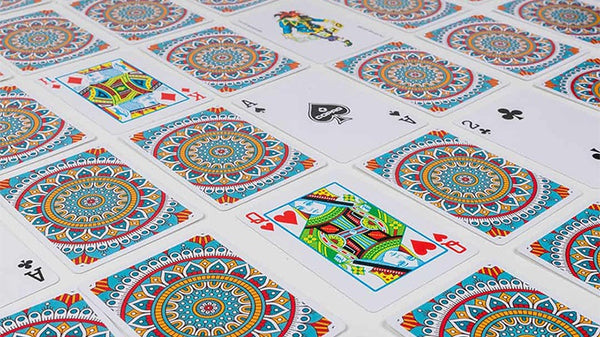 Copag Neo Series Playing Cards Mandala Edition Made in Europe