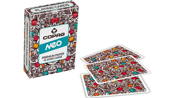 Copag Neo Series Playing Cards Nature Edition Made in Europe