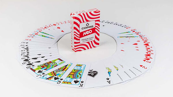 Copag Neo Series Playing Cards Wave Mandala Nature 3-Deck Set