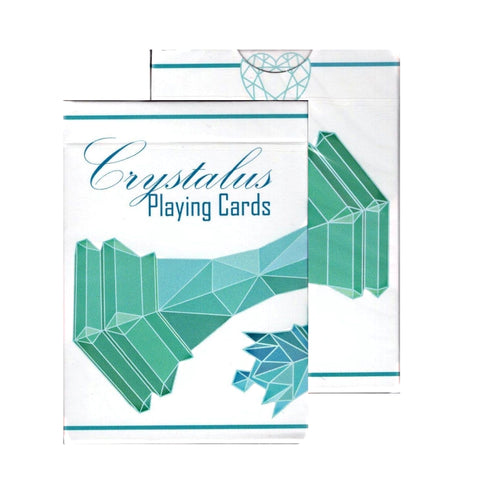 Crystalus Playing Cards Chess Cardistry Designed in Australia
