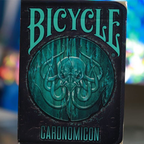 Cthulhu Cardnomicon Playing Cards Limited Edition Horrors of the Deep