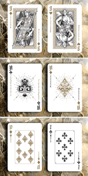 Culminus Playing Cards Volume 3 Light Infiniti Rare Deck LTD Edition
