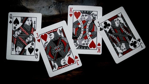 Buyworthy:Fulton's Clip Joint Playing Cards Rare Deck Dan&Dave Brand New & Sealed