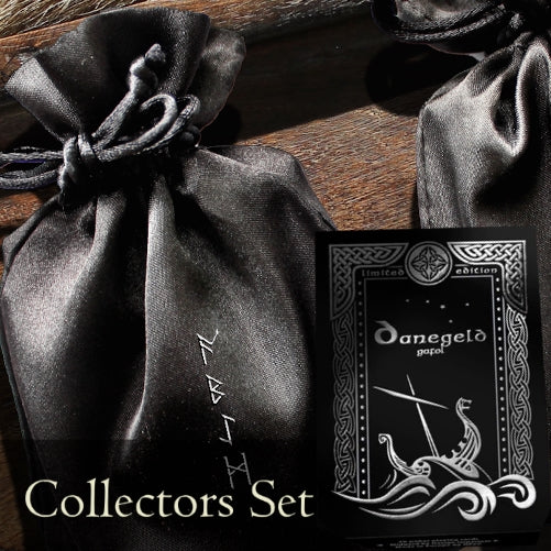 Danegeld Midgard Playing Cards Rare Collectors deck Set + Pouch