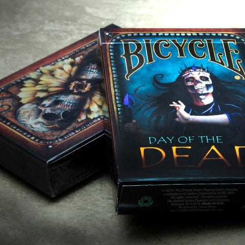 Buyworthy:Day of the Dead Playing Cards Poker Magic Deck Made in the USA Brand New