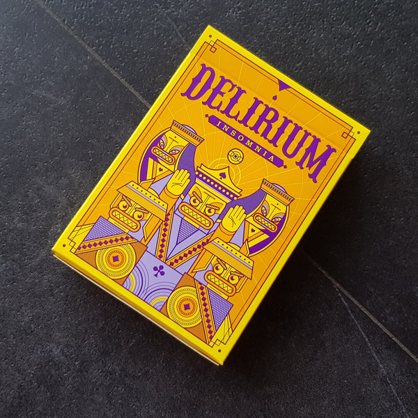 Delirium Insomnia Playing Cards by Thirdway Italy