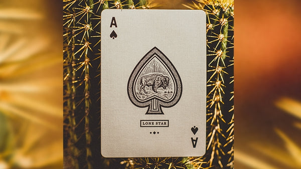 Lone Star Playing Cards Deluxe Edition by Pure Imagination Project