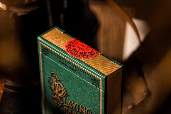 Derren Brown Playing Cards Luxury Book style tuck by Theory 11
