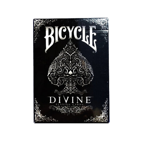 Divine Playing Cards Luxury Deck by Elite inspired from 1200 A.D.