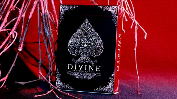 Divine Playing Cards Luxury Rare Deck by Elite inspired from 1200 A.D.