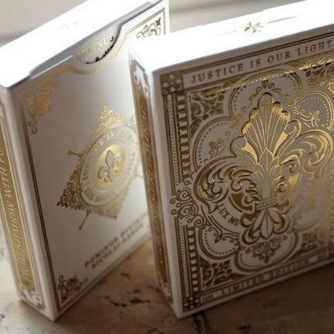 Dominus Divinus Playing Cards Light Edition Very Rare Number Sealed