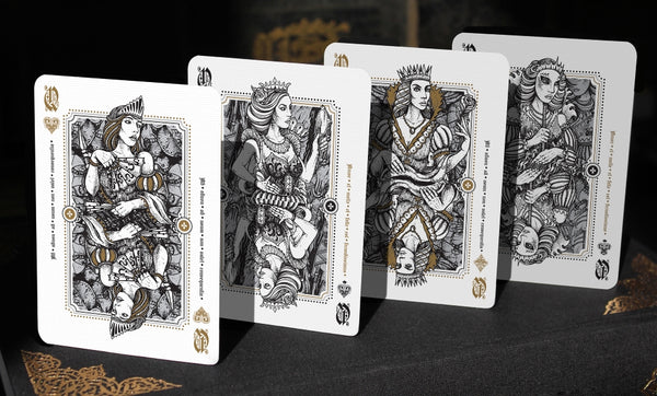 Dominus Divinus Playing Cards Light Edition Very Rare