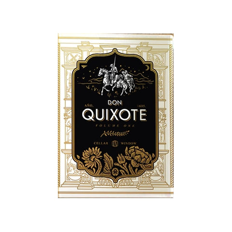 Don Quixote Playing Cards Vol. 1 Don Edition by Cellar Window
