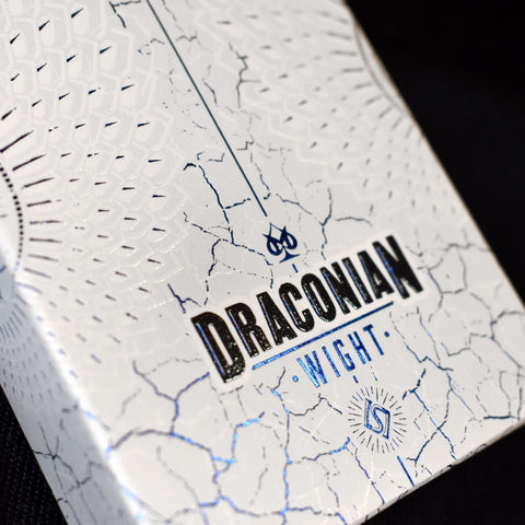 Draconian Wight Playing Cards Dragon deck by Midnightcards
