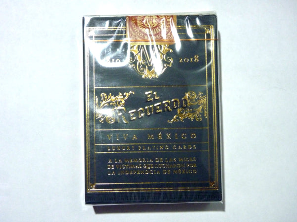 El Recuerdo Revolucion Playing Cards Mexican Deck Revolution