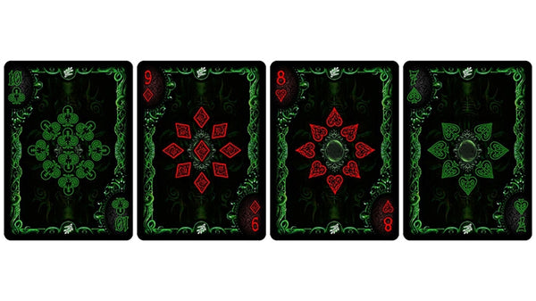 Elder Sign Playing Cards Limited Edition Fantasy Deck