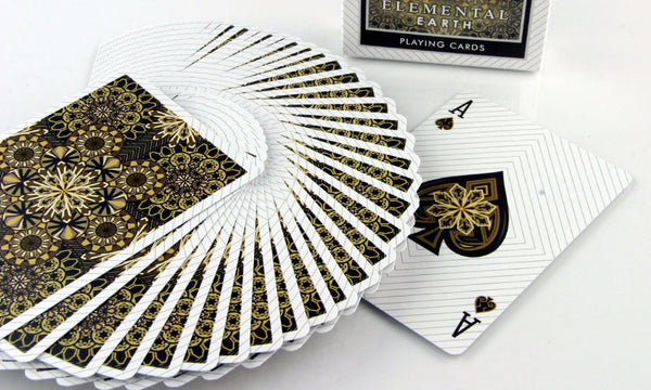 Buyworthy:Elemental Earth Playing Cards Poker Magic Deck Made in the USA Brand New