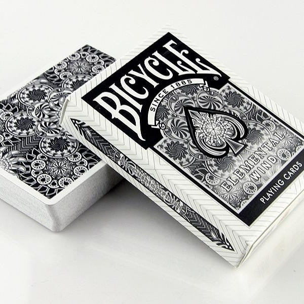 Buyworthy:Elemental Wind Playing Cards Poker Magic Deck Made in the USA Brand New