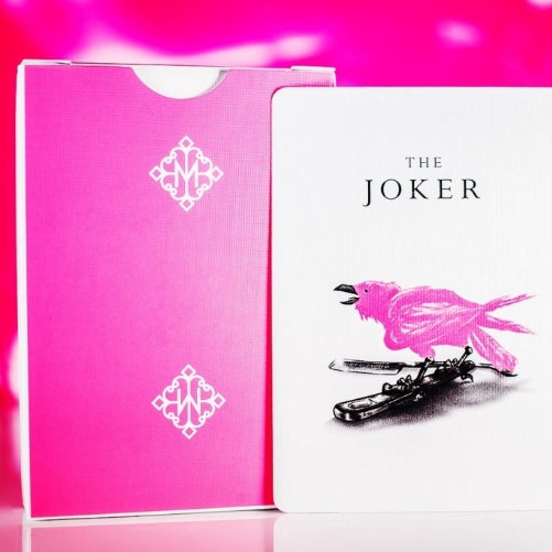Madison Rounders Playing Cards Pink Edition by Ellusionist