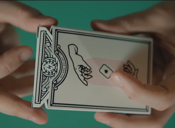 E Deck Ellusionist Playing Cards Rare Limited Release Edition