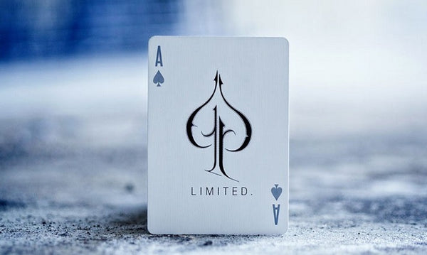 Buyworthy:LTD Playing Cards Blue Edition Poker Deck Ellusionist Brand New & Sealed
