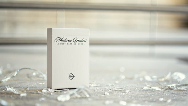 Buyworthy:Madison Dealers Playing Cards Green Erdnase Deck Ellusionist Brand New & Sealed