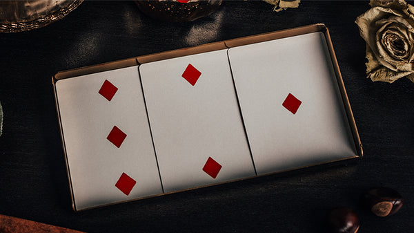 Emanations Playing Cards by Mahdi the Magician Before Magic Deck