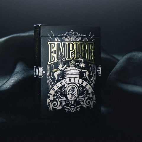 Empire Bloodlines Playing Cards Limited Edition Rare by Kings&Crooks