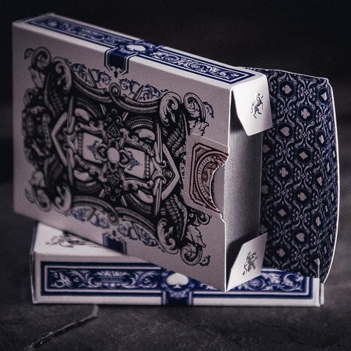 Empire Bloodlines Playing Cards Royal Blue Edition