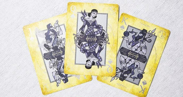 Enuma Playing Cards Elder Edition Ancient Babylonian Deck by Nemesis Factory