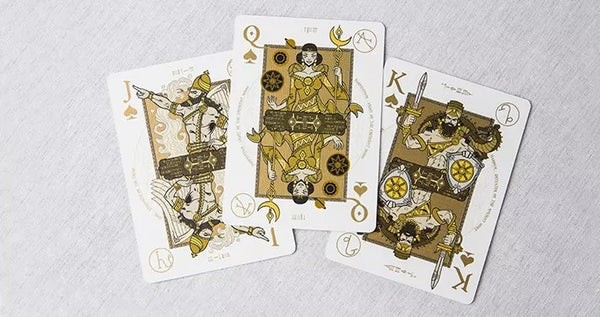Enuma Playing Cards Elish Limited Edition Number Sealed Babylonian Deck
