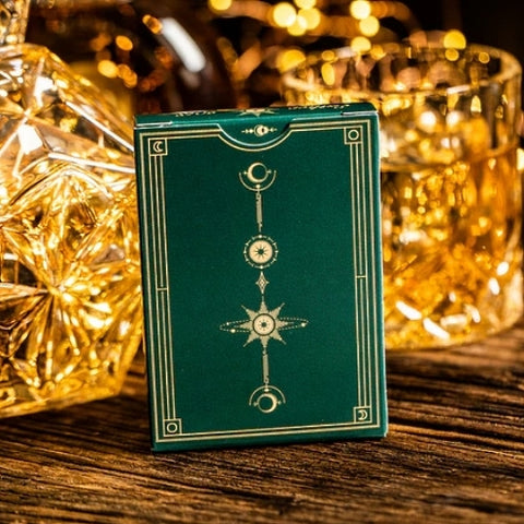Esther Star Playing Cards Standard Edition Cardistry deck by BOCOPO