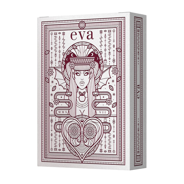 Eva Playing Cards SINS Rare Limited Sealed & Numbered Edition