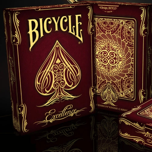 Excellence Playing Cards Luxury rare deck by Elite