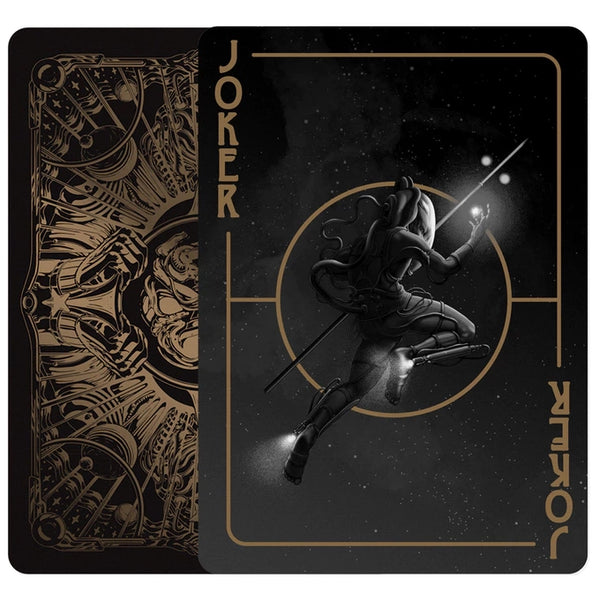 Explorers Playing Cards Revelation Edition by Card Experiment