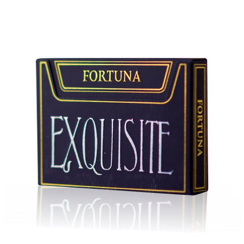 Fortuna Exquisite Playing Cards Rare 3-Foil Deck by Thirdway Industries Italy