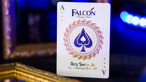 Falcon Cards deck by De'Vo and Rick Smith Jr