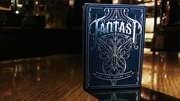 Fantast Playing Cards Deck Let Your Dreams Fly Edition