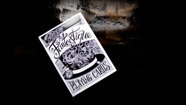 Fantastique Playing Cards Poker Magic by Dan & Dave Rare