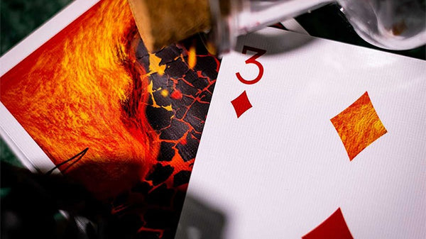 Flow Playing Cards deck by BOMBMAGIC for MACC Magic and Cardistry Community