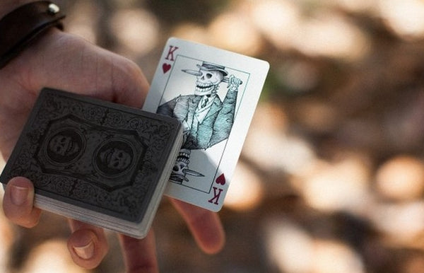 Fulton's October Playing Cards Rare 2nd Edition Halloween Deck