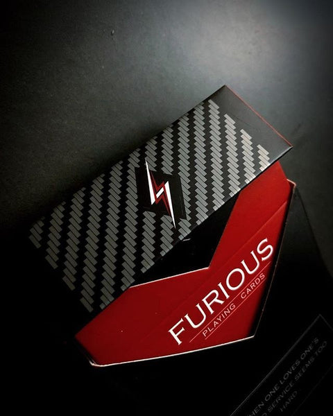 Furious Playing Cards 1st Limited Edition by BOCOPO