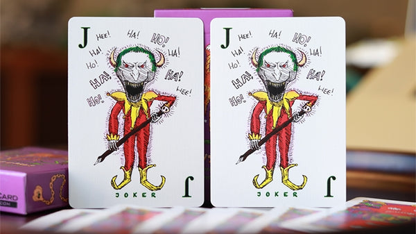 Ghoul Guys Playing Cards made in USA
