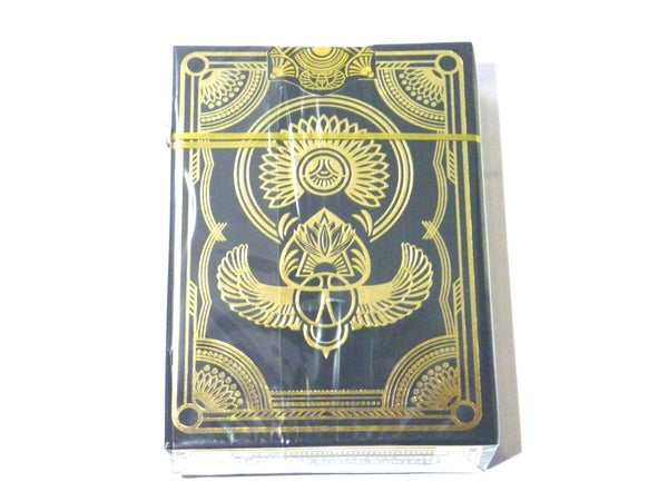 Gods of Egypt Playing Cards Sealed Edition Deck Metallic Inks