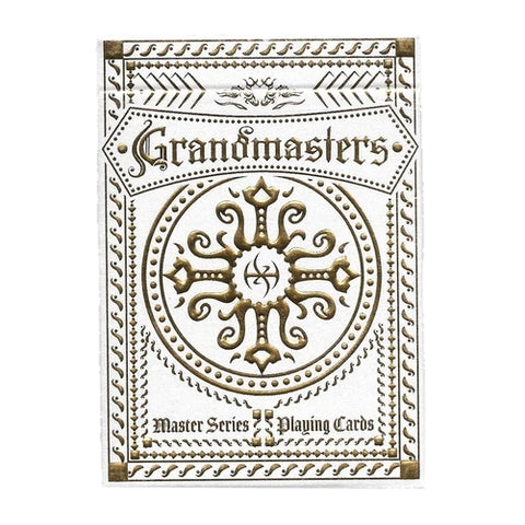 Grandmasters Casino Playing Cards Foil Limited Edition by HandLordz
