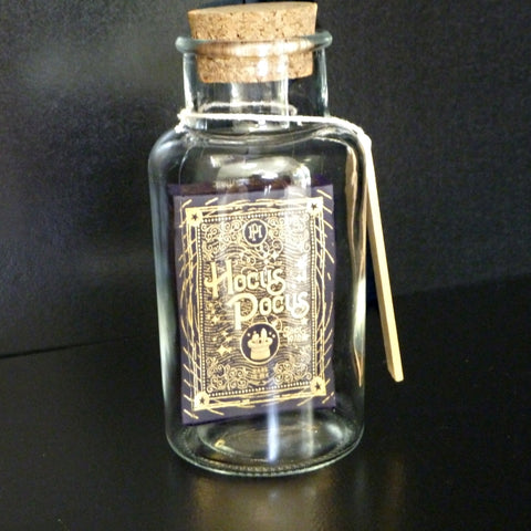 Hocus Pocus Rare Playing Cards in a Glass Bottle Magic Collectors AIP