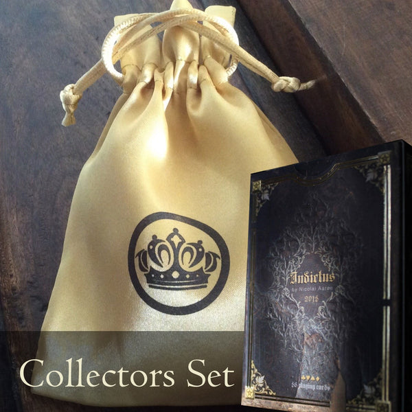 Indictus Antique Playing Cards Limited Edition Rare Deck + Collectors Pouch