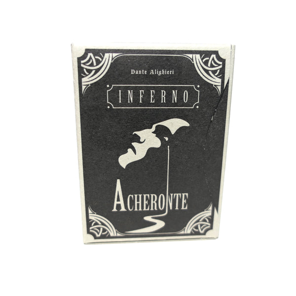 Inferno Acheronte Playing Cards 250 Made Signed Edition 2-Deck Box Set