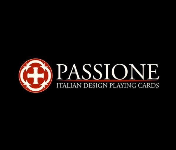 Inferno Playing Cards Cocito Edition deck by Passione Italy